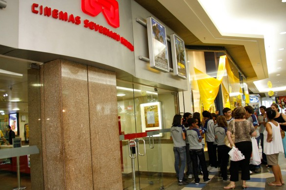 Cinema no Top Shopping